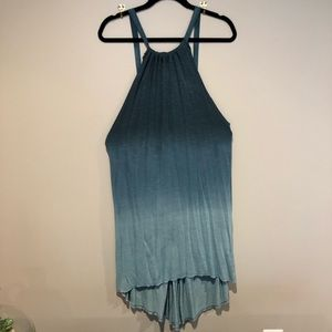 • Urban Outfitters Ombre'd Sundress •